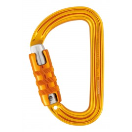 Petzl Sm'D Triact-Lock moschettone triplo movimento arrampicata
