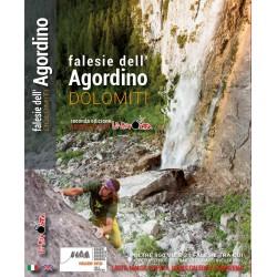 """Guida """"Falesie dell'Agordino Dolomiti"""""""