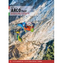 Arco Pareti Vol. 1 guida arrampicata Versante Sud in italiano