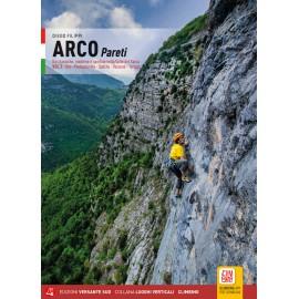 Arco Pareti Vol. 2 guida arrampicata Versante Sud in italiano