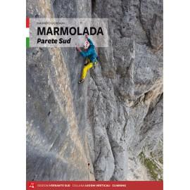 Marmolada Parete Sud guida arrampicata Versante Sud in italiano