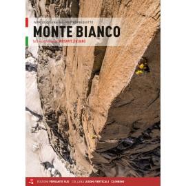 Monte Bianco guida arrampicata Versante Sud in italiano
