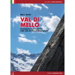 Val di Mello guida arrampicata Versante Sud in italiano