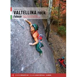 Valtellina Rock guida arrampicata Versante Sud in italiano
