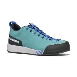 SCARPA Gecko Woman Aqua-Violet Blue scarpa da approach