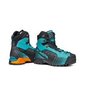 SCARPA Ribelle Lite HD Woman Ceramic-Black scarpone da alpinismo leggero