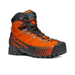 SCARPA Ribelle HD Tonic-Black scarpone da alpinismo leggero