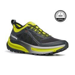 SCARPA Golden Gate ATR Black-Lime scarpa da trail running