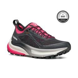 SCARPA Golden Gate ATR Woman Black-Pink Fluo scarpa da trail running