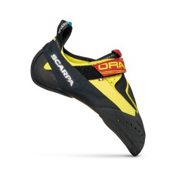 SCARPA Drago yellow scarpette arrampicata