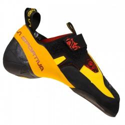 La Sportiva Skwama Black/Yellow Scarpette arrampicata