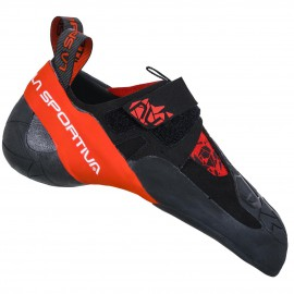 La Sportiva Skwama Black/Poppy Scarpette arrampicata