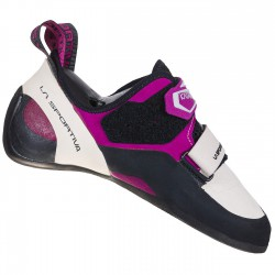 La Sportiva Katana Woman White / Purple Scarpette arrampicata donna